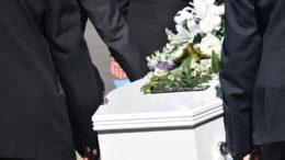 Un funerale d'elite