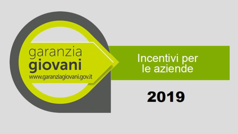Garanzia Giovani 2019